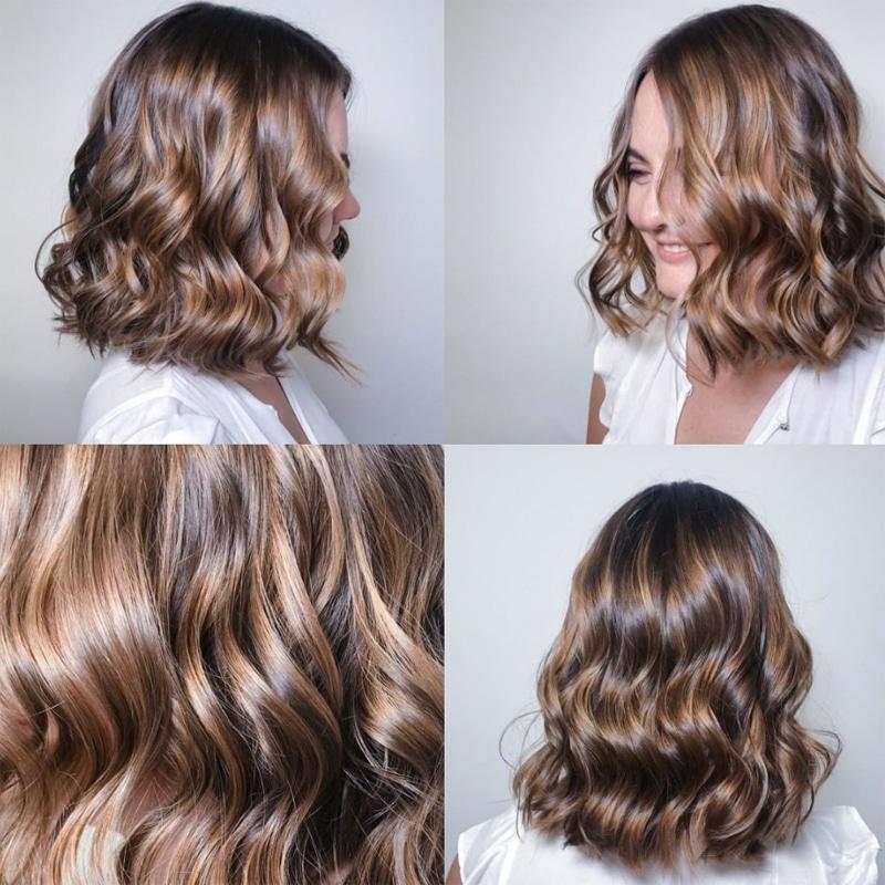 Neue Frisur - Haarschnitt - hair cut - balayage a- 1010 Wien - Schönheitssalon - Friseursalon - Carola Claudia Staudinger