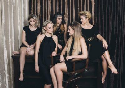 Frisuren by Carola Claudia Staudinger / glamour hairbainds / Foto: www.maximiliansalzer.at