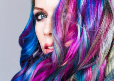 Colors Unlimited with Pulp Riot Hair