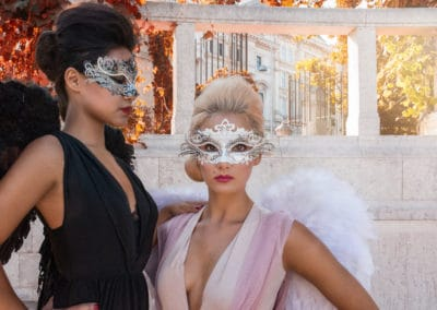CC Top Secret   Engel & Bengel   Konzept & Hair by Carola Claudia Staudinger   Fotos by www.violetfleur.com