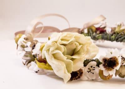 We are flowergirls crown / Foto Seabee