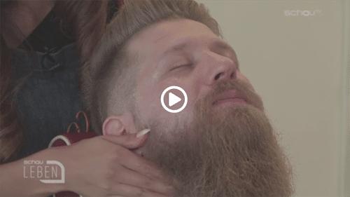 Männerpflege Bart